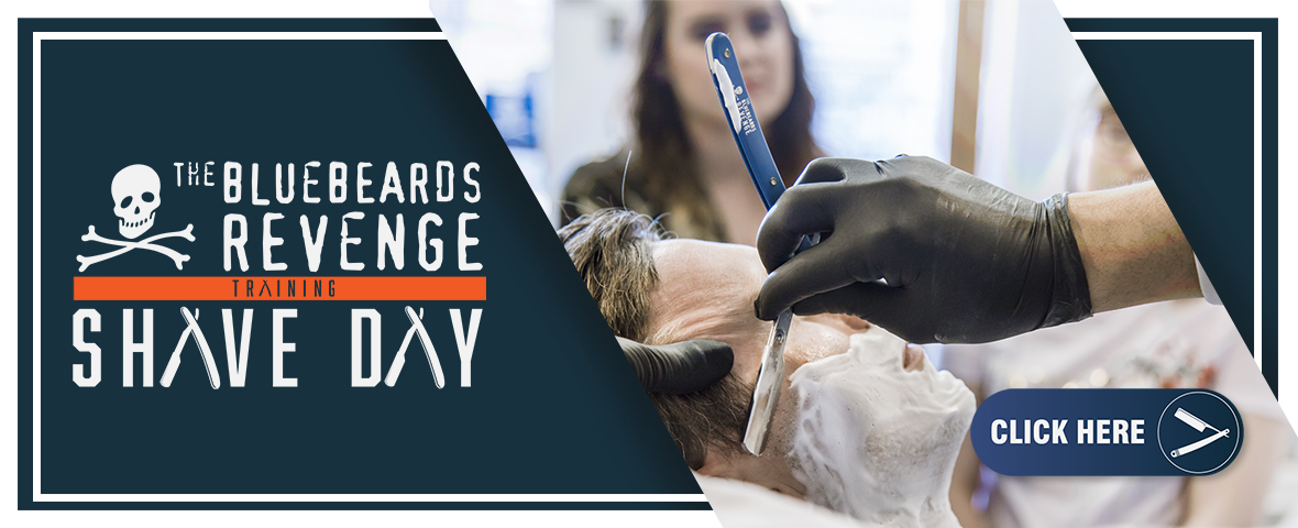 The Bluebeards Revenge Shave Day