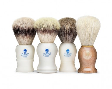 The different types of shaving brush
