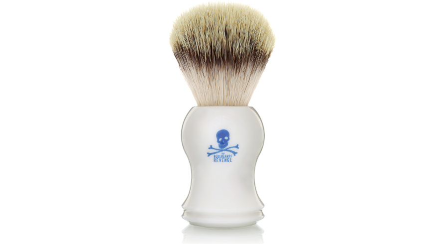 The Bluebeards Revenge Vanguard Shaving Brush (Synthetic Hair)