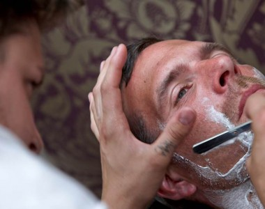A cut above the rest: Wet shaving enjoying a remarkable renaissance, with 50% rise in British cut-throat shaving barbers