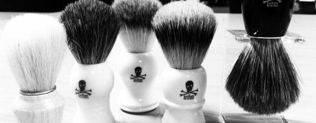 bluebeards revenge shaving brushes