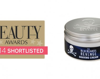 Bluebeards shortlisted for a coveted Beauty Magazine award