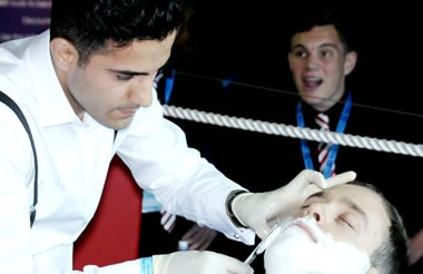 Britain's Best Shave 2015 final to be held at Barber UK