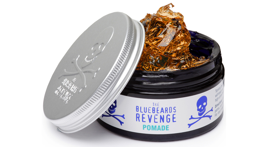 the bluebeards revenge launches new pomade the bluebeards revenge. Black Bedroom Furniture Sets. Home Design Ideas