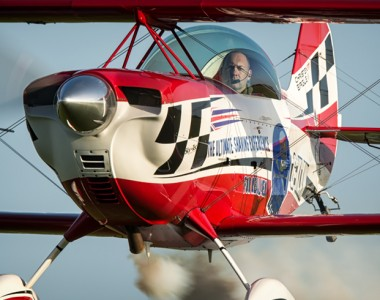 The sky's the limit for The Bluebeards Revenge as the brand gets its own stunt plane