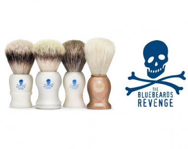 Why is my Bluebeards shaving brush shedding hair?