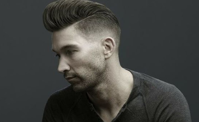 Great Mens Pompadour Hair