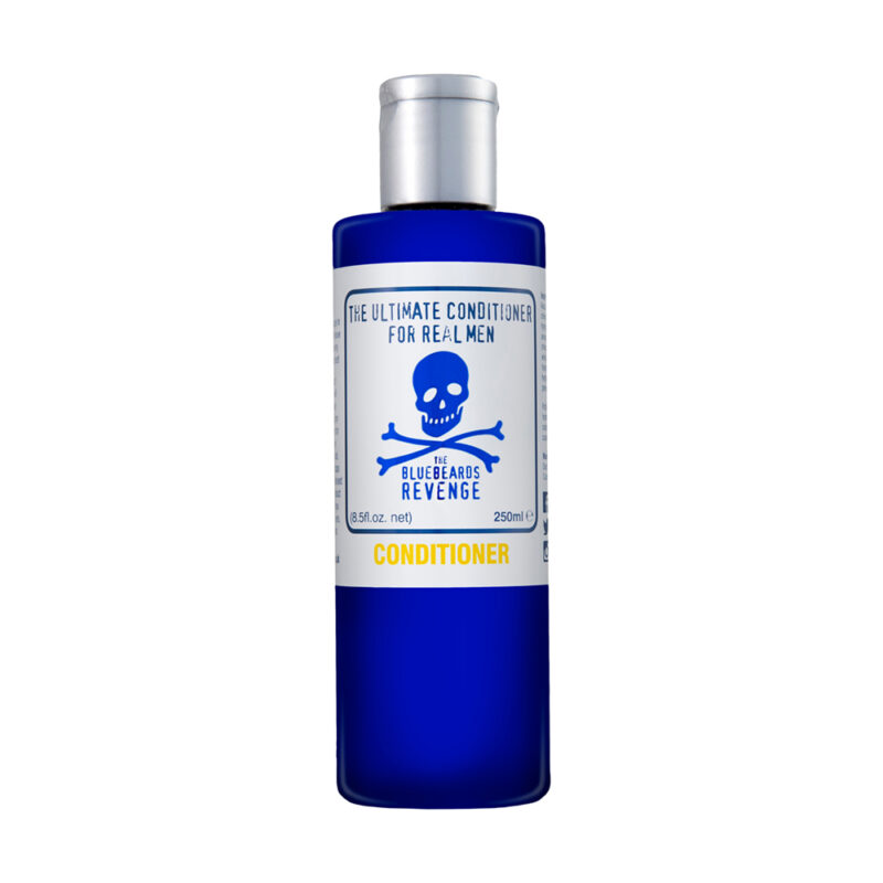 vegetarian friendly men's hair nourishing and strengthening conditioner by the bluebeards revenge