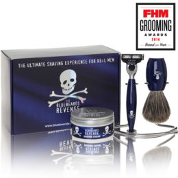The Bluebeards Revenge 'Privateer Collection' Mach 3 Razor Gift Set (Gift Boxed)