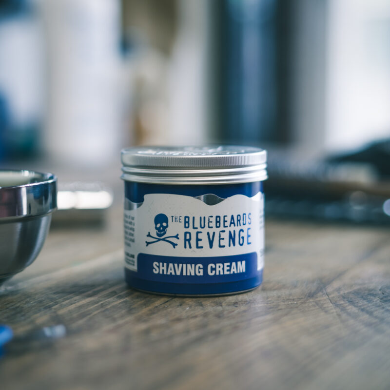 The Bluebeards Revenge Vegan Friendly Shaving Cream for Men