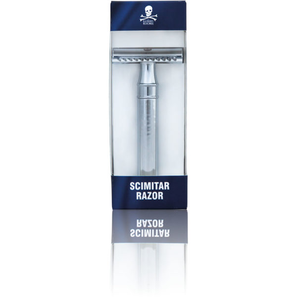 The Bluebeards Revenge Scimitar Double-Edge Safety Razor