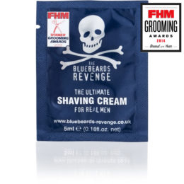 The Bluebeards Revenge Shaving Cream Sachet (5ml)