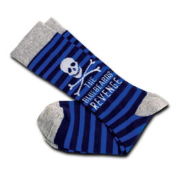 The Bluebeards Revenge Socks