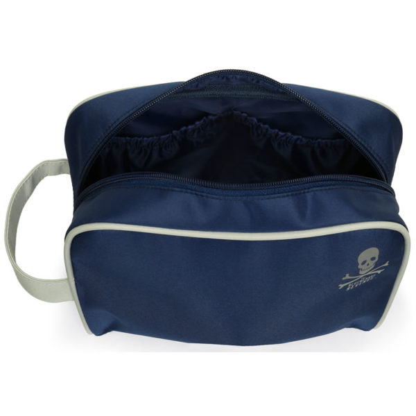 The Bluebeards Revenge Travel Washbag Open