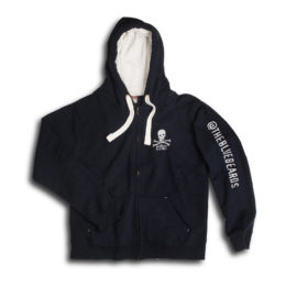 The Bluebeards Revenge Zipped Hoodie