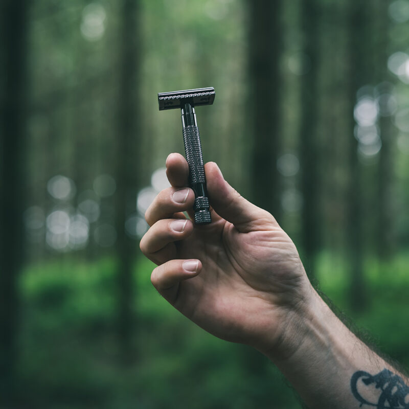 Eco-Friendly Double-Edged Safety Razor by The Bluebeards Revenge