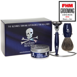 "The Bluebeards Revenge ""Privateer Collection"" Mach3 Razor Gift Set (Gift Boxed)"