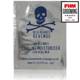 The Bluebeards Revenge 'Cooling Moisturiser' Sachet (2ml)