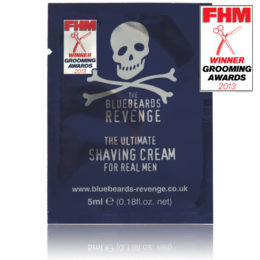 The Bluebeards Revenge Luxury Shaving Cream Sachet (5ml)