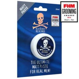 The Bluebeards Revenge Matt Paste Sample (20ml)