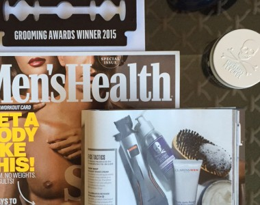 The Bluebeards Revenge scoops grooming gong in Men's Health South Africa's awards