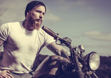 Growing and caring for the manliest of beards