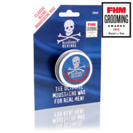 The Bluebeards Revenge 'Classic Blend' Moustache Wax (20ml)