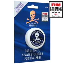 "The Bluebeards Revenge ""Brushless"" Shaving Solution Sample (20ml)"