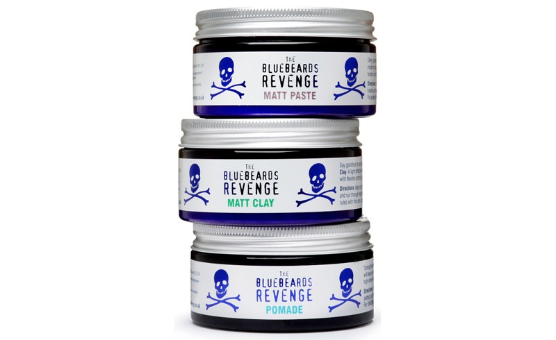 The Bluebeards Revenge's new hair styling range