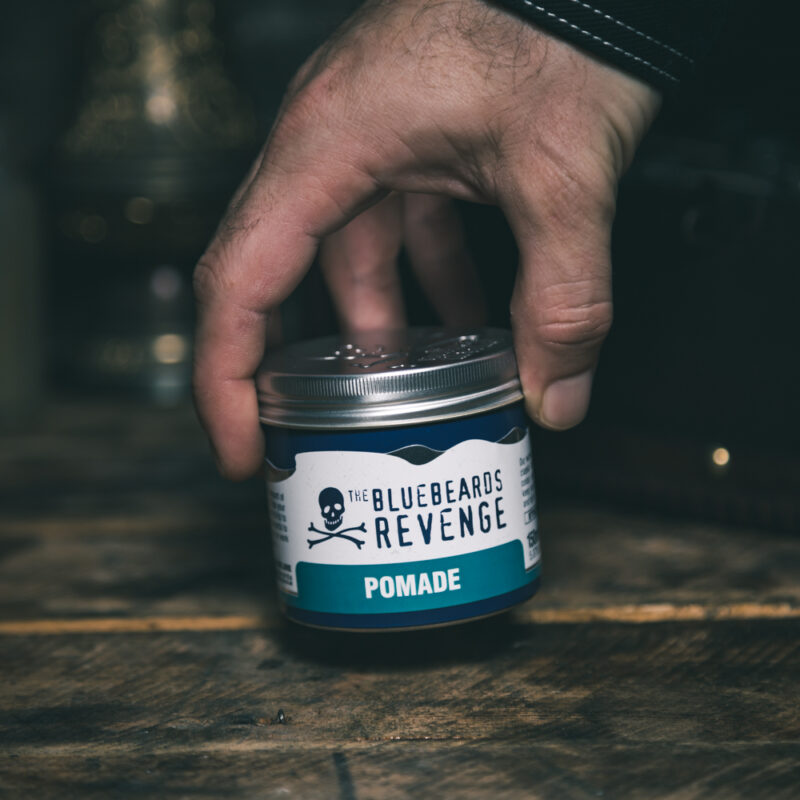 The Bluebeards Revenge High Shine Water-Based Hair Pomade