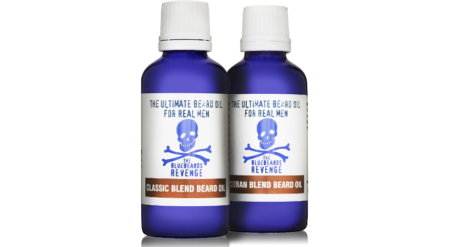 The Bluebeards Revenge Classic and Cuban Beard Oil