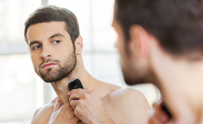 Image result for guy grooming