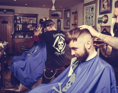 Barbers prove they are a cut above other professions by topping national poll on trust