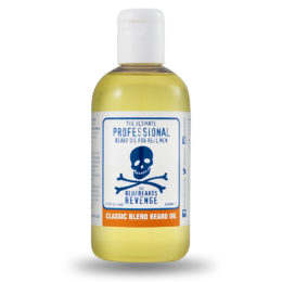 The Bluebeards Revenge Professional Classic Blend Beard Oil (250ml)