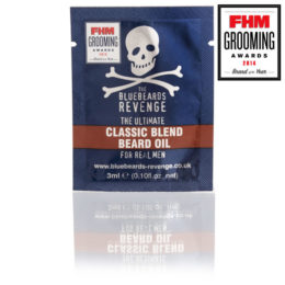 The Bluebeards Revenge 'Classic Blend' Beard Oil Sachet (3ml)