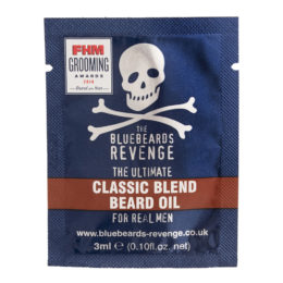 The Bluebeards Revenge Classic Blend Beard Oil