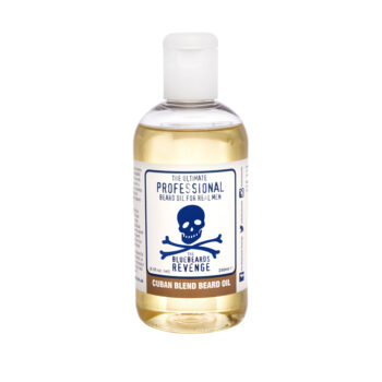 The Bluebeards Revenge Professional Range - 250ml Cuban Blend Beard Oil