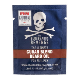 The Bluebeards Revenge Cuban Blend Beard Oil