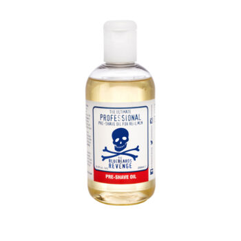 The Bluebeards Revenge Professional Size Pre-Shave Oil 250ml