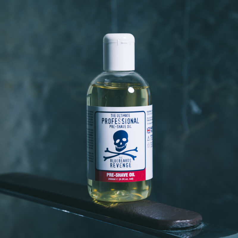 Pro-Size Pre-Shave Oil 250ml by The Bluebeards Revenge