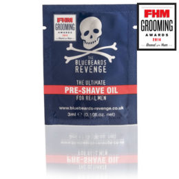 The Bluebeards Revenge Pre-Shave Oil Sachet (3ml)