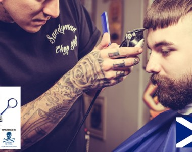 Four finalists revealed in hunt for Scotland's Best Barber