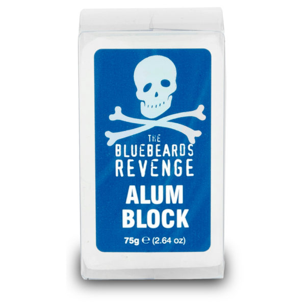 The Bluebeards Revenge Alum Block
