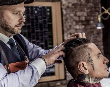 British Barbers' Association founder Mike Taylor shares his reasons for becoming a barber