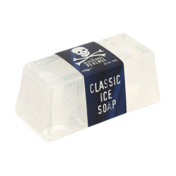 vegan friendly SLS-free hand and body Classic Ice soap bar for men by the bluebeards revenge