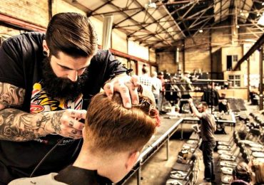 "The Bluebeards Revenge teams up with the Lions Barber Collective and encourages men to ""man up and talk"""