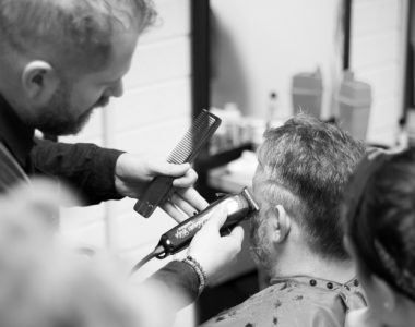 Five ways to spot a great barber