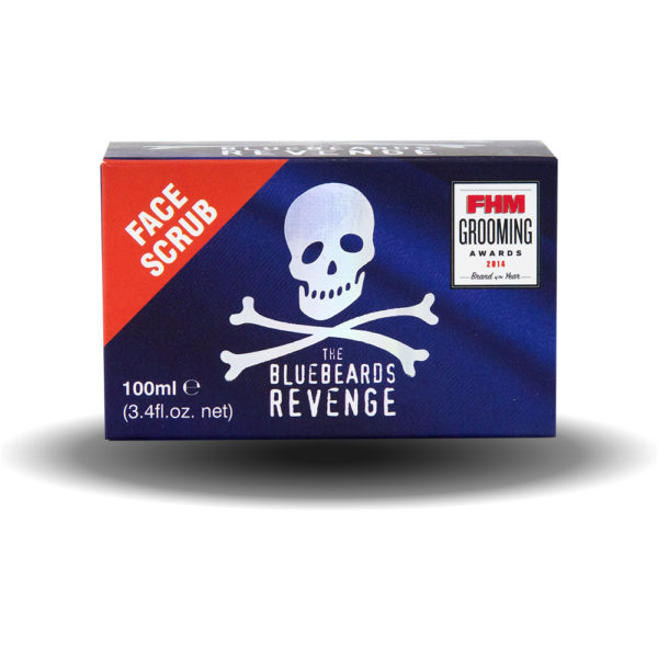 The Bluebeards Revenge Face Scrub