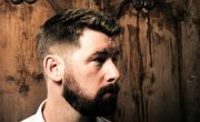 A tapered crop hairstyle for men created by The Bluebeards Revenge and Tom Chapman Hair Design