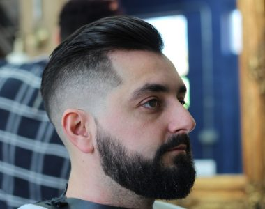 What's the difference between a taper and a fade?